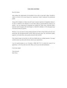 Cover Letter For Cook by Decent Cook Cover Letter Sles And Templates