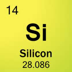 How Many Protons Are In Silicon Elements