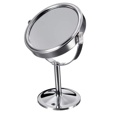 double sided bathroom mirror double sided round magnifying bathroom make up cosmetic