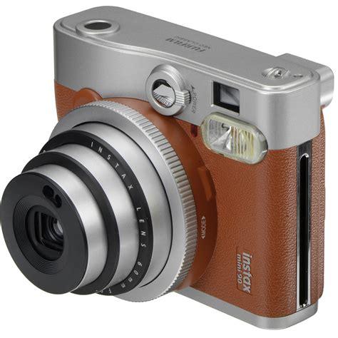 Fujifilm Instax Mini 90 fujifilm instax mini 90 neo classic brown fujifilm compact cameras cameras eglobal