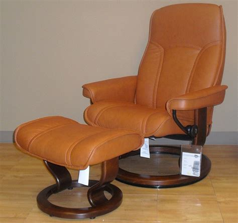 Stressless Chairs Stressless Paloma Brandy Leather By Ekornes Stressless
