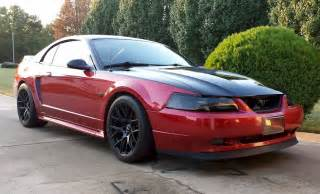 2003 Mustang Black Rims Laser Red 2000 Ford Mustang Gt Coupe Mustangattitude Com Photo Detail