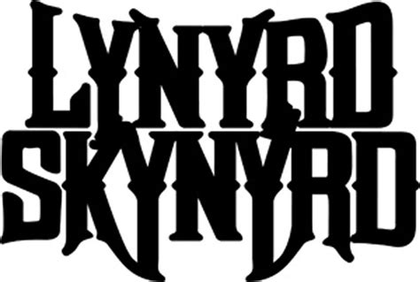 Home Decor Kitchen by Inactive Sku Lynyrd Skynyrd Logo Rub On Sticker