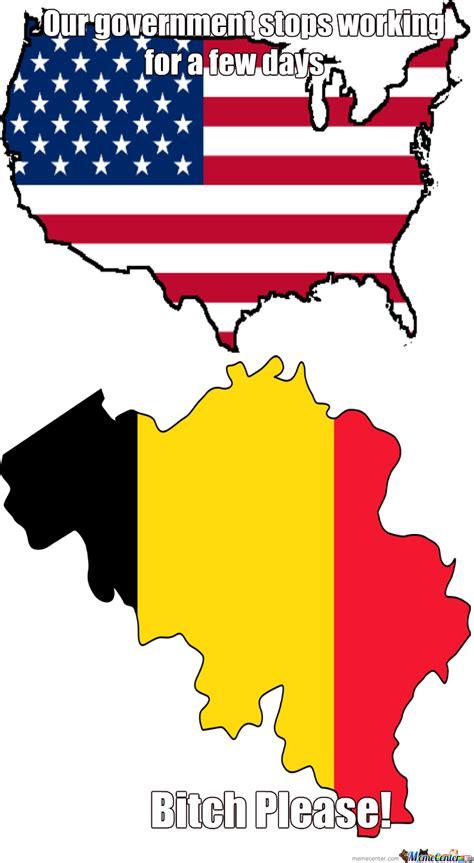 Belgium Meme - belgium be like quot lol noob quot by kr0ltad meme center