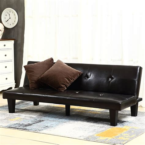 futon loveseat lounger new futon sofa bed convertible couch loveseat dorm sleeper