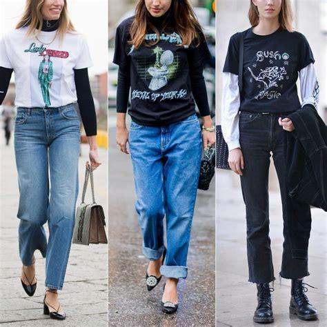 2016 style trend at fashion week layering t shirts