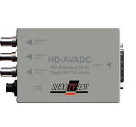 format audio embed hd avadc analogue video audio to sd hd sdi embedded audio