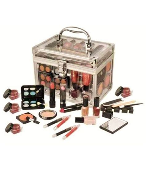 Shany Professional Makeup Kit shany cosmetics carry all trunk professional makeup kit