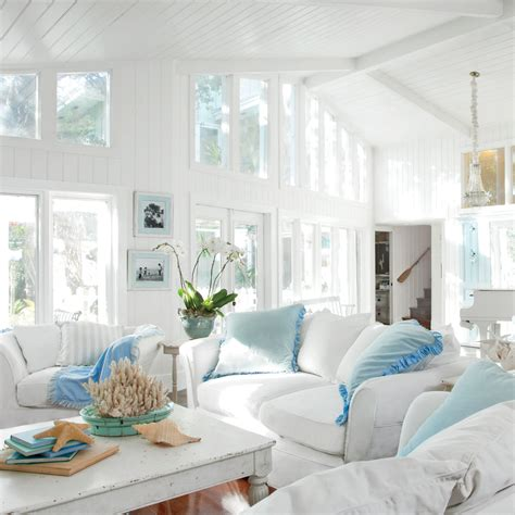 living room retreat with a coastal feel in this living 7 steps to casual beach style coastal living
