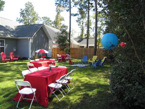 backyard birthday party ideas adults some creative outdoor party games home party ideas