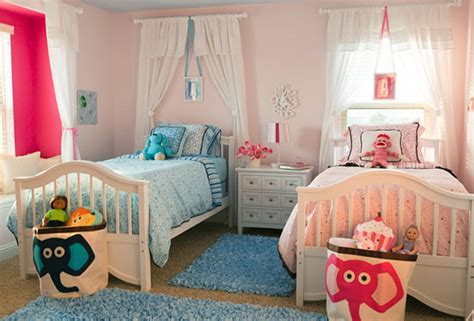 shared girls bedroom ideas the ellen dream house shared girl room designed and
