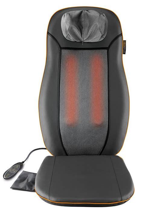 massageauflage stuhl hochwertige massageauflagen f 252 r sessel gesundheit und
