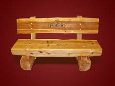 cedar log bench pioneer cedar living 1000 images about pioneer log homes log benches on