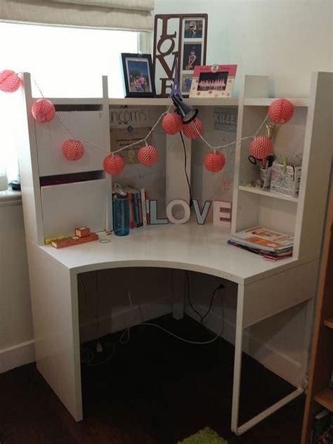 ikea corner desk micke 17 best ideas about corner workstation on