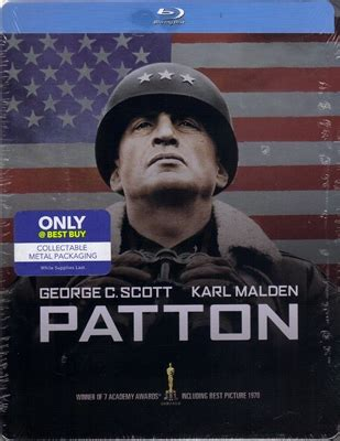Bd Ps4 Pes2018 Exclusive Edition Reg 2 patton ironpack remastered bd dvd exclusive