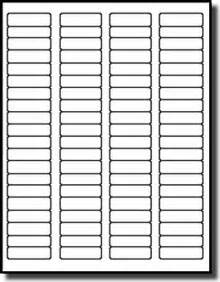5167 avery template return address label 80 per sheet avery cars
