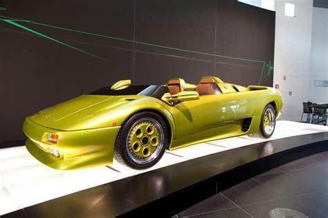Prototype Lamborghini Audi Forum Features Lamborghini Prototype Exhibition