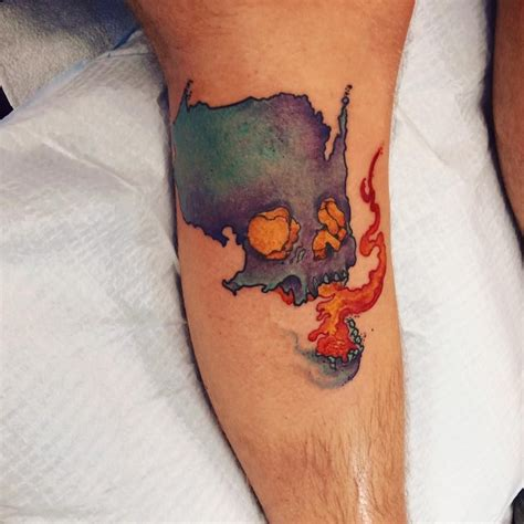wisconsin tattoo my had an opening and asked me if i wanted to get