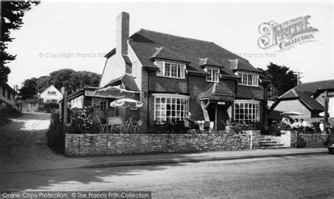 The Mill House Restaurant by Milford On Sea The Mill House Restaurant C 1960 Francis