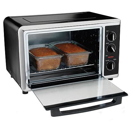Hamilton Countertop Oven With Convection And Rotisserie by Hamilton Model 31105 Countertop Oven With