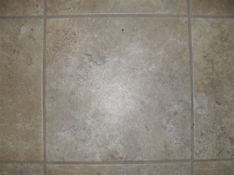Vinyl Flooring Tile by One Ring Of A Circus Groutable Vinyl Tile Flooring Our Experience So Far