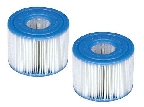 Filter Catridge Uk H Untk Pompa Filter Intex 3 intex 12 s1 filter cartridge for intex purespa jet spas ebay