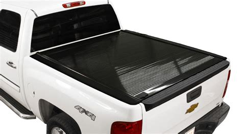 Retractable Truck Bed Covers by Retrax Truck Bed Covers Powertrax Retractable Tonneau