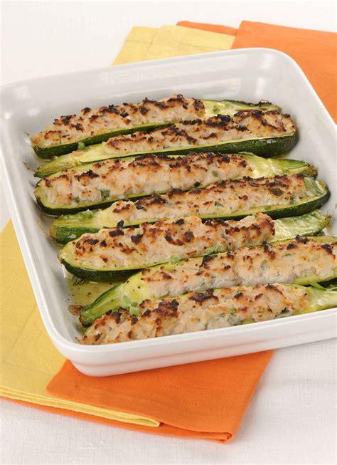 cucina zucchine ripiene ricetta zucchine ripiene con ricotta donna moderna