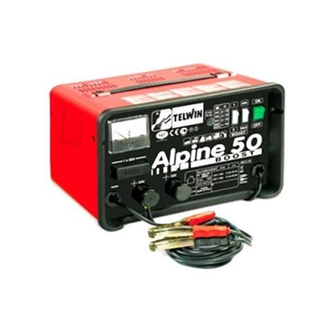 Telwin Battery battery charger telwin alpine 50 boost 12 24 v