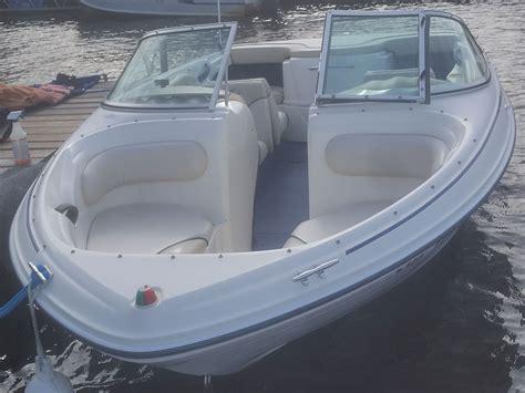 bow boat rental lake nipissing northern ontario family bowrider boat rental