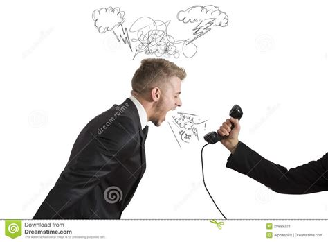 Tension At Work Stock Photos Image 29899203