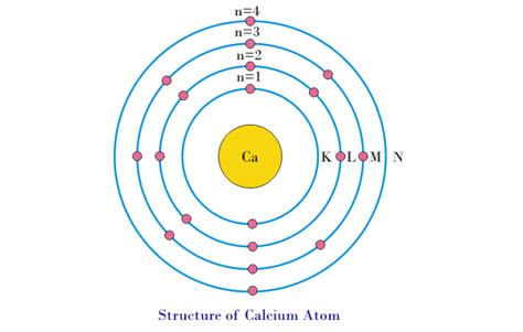 Calcium Number Of Protons by What Is An Atom