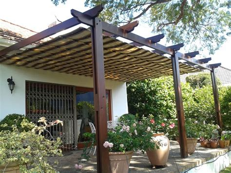 Pergola Awnings by Popular Canvas