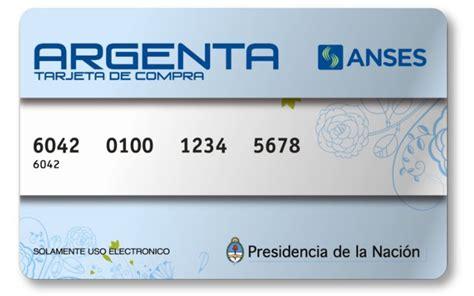 la tarjeta argenta de anses para jubilados cambia la tarjeta argenta de beneficios para jubilados