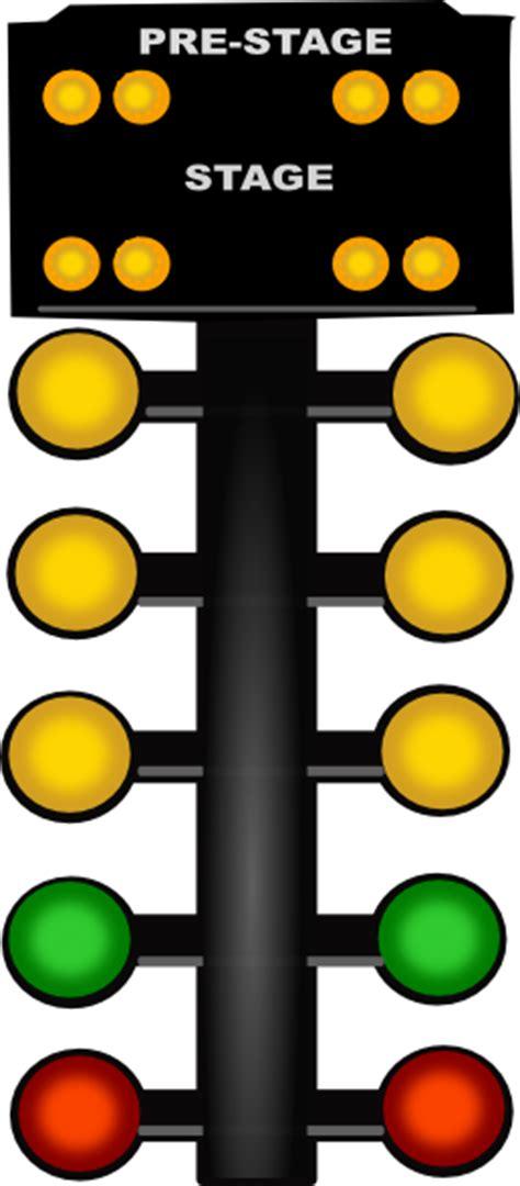 tree racing lights racing tree clip at clker vector clip