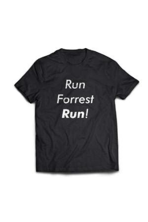 Kaos The Run Finish run forrest run