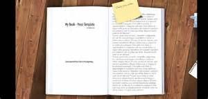 Book Presentation Template by My Book Presentation Template Sharetemplates