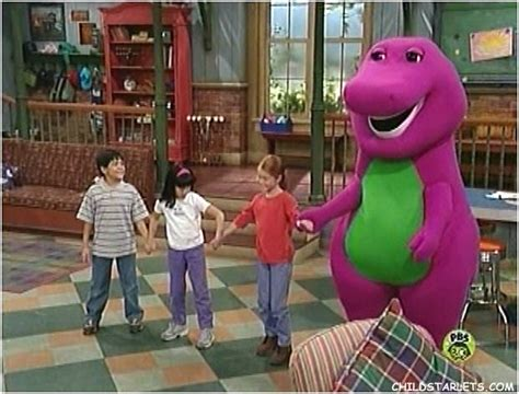 barney puppy katherine pully makayla quot barney friends quot child actresses
