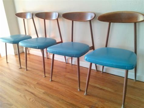mid century modern dining chairs vintage mid century modern viko chairs dining table picked vintage
