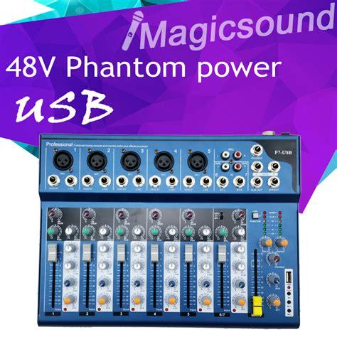 Power Mixer Audio Protea Pmx 12 Usb usb sound mixer reviews shopping usb sound mixer