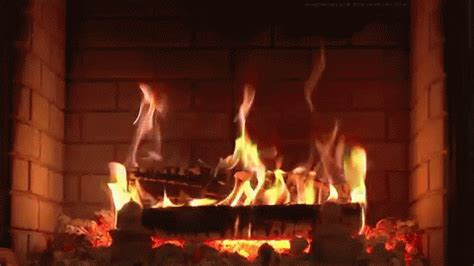 Fireplace Flames by Fireplace Gif Fireplace Discover Gifs