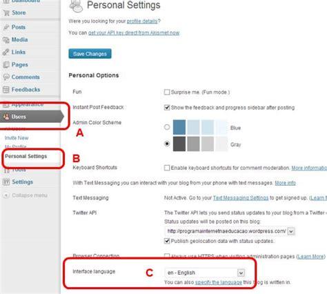 layout no wordpress como configurar o blog no wordpress e modificar o layout