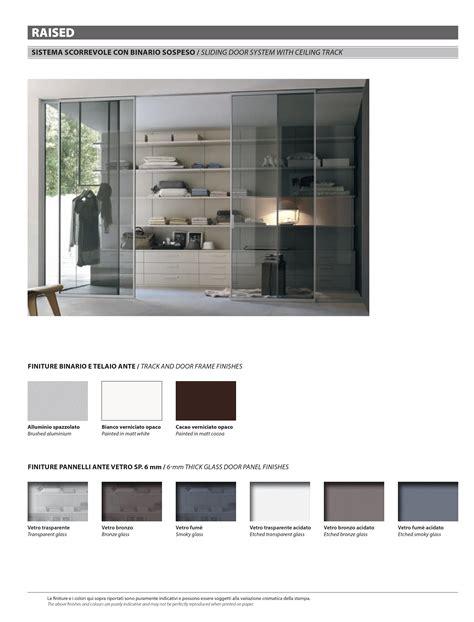 porta scorrevole vetro offerta porta scorrevole a due ante in vetro satinato su misura