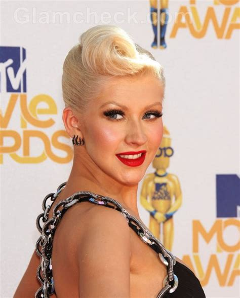 50 Photos Of Aguilera by Aguilera Hairstyle 50s Rock N Roll