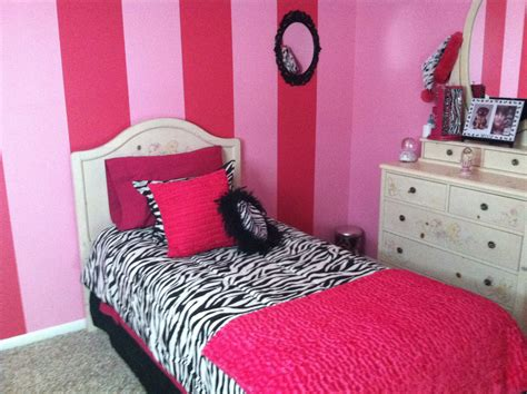 zebra and pink bedroom ideas pink and zebra girls bedroom payton s new room