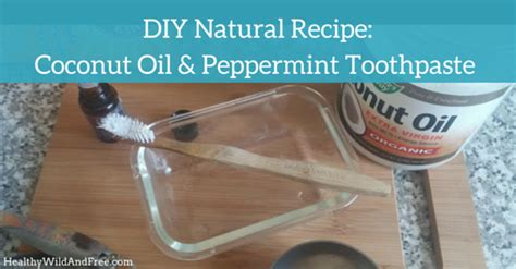naturally twisted recipe coconut oil toothpaste really diy natural coconut oil and peppermint toothpaste recipe