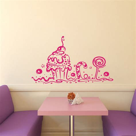 sweet shopping promotion shop for promotional sweet - Wall Decor Stickers Shopping