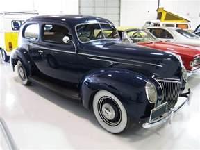 1939 ford deluxe 2 door sedan 170612