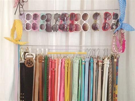How To Organize Belts In A Closet by Belt Storage On Belt Organization Organizing