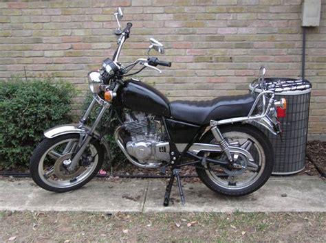 1982 Suzuki Gn250 Tlj